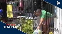 House to house distribution ng relief goods sa Makati City, patuloy