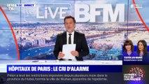 Hôpitaux de Paris : le cri d'alarme - 25/03