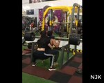 Tik Tok Sexy Asia Girls at Gym #2