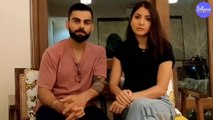 Anushka Sharma And Virat Kohli Plea To Follow 21 Days Nationwide Lockdown, Ask To Stay At Home |