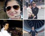 Air india captain swati rawal land in italy to save indians