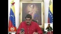 """Maduro denuncia plan violento para """"atacar a Venezuela"""" en medio de pandemia"""