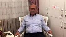 Bakan Turhan, 'Evde Kal' kampanyasına destek verdi
