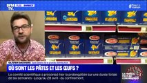 """Olivier Dauvers, spécialiste de la grande distribution : """"Les rayons vides, ça ne dure qu'une journée"""""""