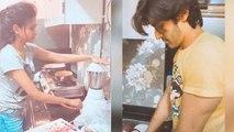 Kanchi Singh और Rohan Mehra का Isolation में ये Cooking Video हो रहा है तेजी से Viral   Boldsky