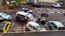 Los policías y guardias civiles infectados no serán considerados víctimas en «acto de servicio»
