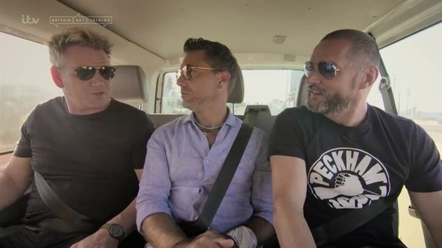 Gordon.Gino.And.Fred.American.Road.Trip.S01E01.The.Three.Amigos.In.Mexico
