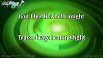Sheryl Crow - Strong Enough (karaoke version  instrumental) Karaoke Version Instrumental