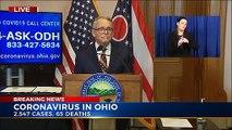 Coronavirus in Ohio Wednesday update- Gov. DeWine to hold 2 p.m. briefing