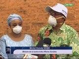 ORTM/Visite à la maison d'arrêt de Bamako du ministre de la santé et celui de la justice à l'occasion de la journee mondiale de lutte contre la tuberculose