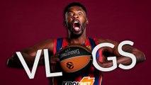 EuroLeague Vlog: Michael Eric, KIROLBET Baskonia Vitoria-Gasteiz
