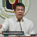 Makati Med denounces Pimentel's 'irresponsible, reckless' protocol breach