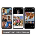 Instagram unveils new 'co-watching' feature to ease isolation