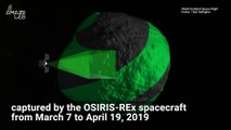 NASA Snaps Most Detailed Image of Asteroid Bennu Yet