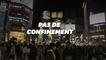 À Tokyo, pas de confinement malgré le report des JO