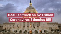 An Update On The Stimulus Bill