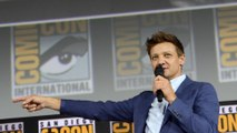 Jeremy Renner's ex-wife 'disheartened' by bid to reduce child support payments