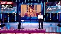 Daphné Bürki absente de France 2 : l'un de ses proches est atteint du coronavirus (Vidéo)