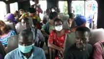 Coronavirus : Les dispositions dans les gares routières d'Abidjan.