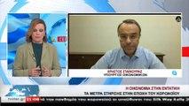 """Χρ. Σταϊκούρας: """" Ουδείς από τα ΜΜΕ διαμαρτυρήθηκε για τα μέτρα, όλοι είπαν ευχαριστώ"""""""