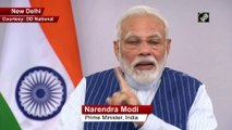COVID-19: Healthcare professionals are like God, says PM Modi