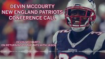 Devin McCourty On His Decision To Re-Sign with Patriots