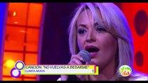 Lunita Araya - No Vuelvas a Besarme - (TV Show in Live)
