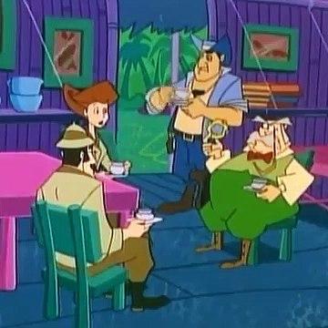 Mali Tarzan - crtani film