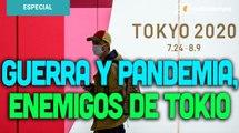 Tokio, la ciudad 'maldita' para Juegos Olímpicos