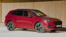 Neuer Ford Kuga - Kraftstoffverbrauch Und CO2-Emissionen Um Über 30 Prozent Gegenüber Vorgänger Reduziert