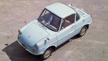 60 Jahre Mazda R360 Coupé - Erster Mazda Pkw und König der Kei-Cars