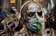 CORONA ZOMBIES movie - Get ready for the Coronavirus zombie pandemic