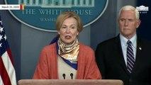 Watch: Deborah Birx Reveals She Lost Family Member To 1918 Flu