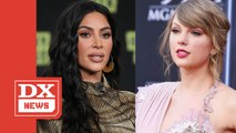 Taylor Swift's Publicist Scoffs At Kim Kardashian's Version Of Kanye West's Leaked 'Famous' Call