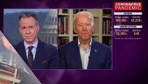 Joe Biden lambasts  Donald Trump's Coronavirus response