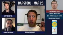 Barstool Rundown - March 25, 2020