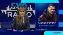 FOX Sports Radio: Exfutbolista Yasser Corona sueña con ser DT de la Selección Mexicana