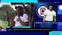 FOX Sports Radio: Rodolfo Montoya, exjugador de Cruz Azul, recuerda a Ignacio Trelles