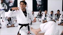 Mendes - Passing the guard standing - Leg Drag - 2