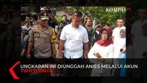 Ungkapan Duka Cita Anies Baswedan Atas Meninggalnya Ibunda Jokowi