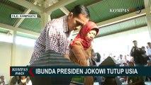Ibunda Wafat, Pesan untuk Presiden Jokowi: Kerja Keras dan Jujur