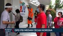 DPD PSI Medan Gelar Pencegahan Virus Corona