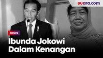 Mengenang Momen saat Ibu Sudjiatmi Notomihardjo Diberi Kejutan oleh Jokowi