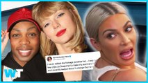 Todrick Hall BLASTS Kim Kardashian Over Feud and Katy Perry REMOVES Collab with Kanye!