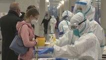 """Repunte de casos """"importados"""" en China, que no registra contagios locales"""