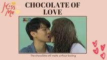 CHOCOLATE OF LOVE