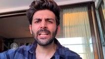 Kartik Aaryan Shares FUNNY Meme REPLACING Akshay Kumar From Phir Hera Pheri Movie