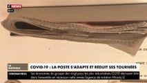 Coronavirus : la distribution du courrier par la Poste ne se fera plus que trois fois par semaine