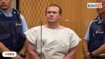 Penembak masjid Christchurch mengaku bersalah semua pertuduhan