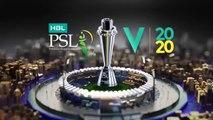 Peshawar Zalmi vs Multan Sultans - 1st Inning Highlights - Match 8 - 26 Feb 2020 - HBL PSL 2020